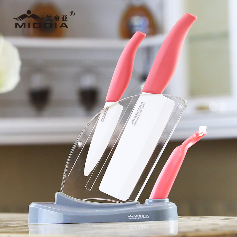 Promotional Products Ceramic Knife Set & Kitchen Tools