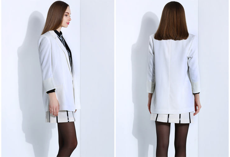 Wholesale Fashion Casual Ladies Office Jacket