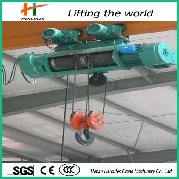Fem European Standard Wire Rope Electric Hoist
