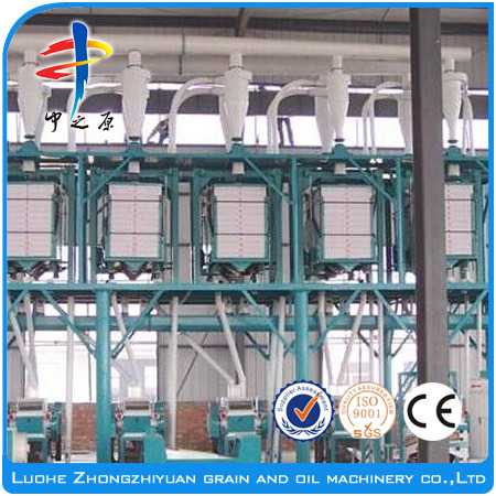 1-200 Tpd Wheat Flour Mill/Corn Flour Mii/Maize Flour Mill