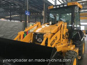 Yineng 2.5 Ton Backhoe Loader with Cummins Engine