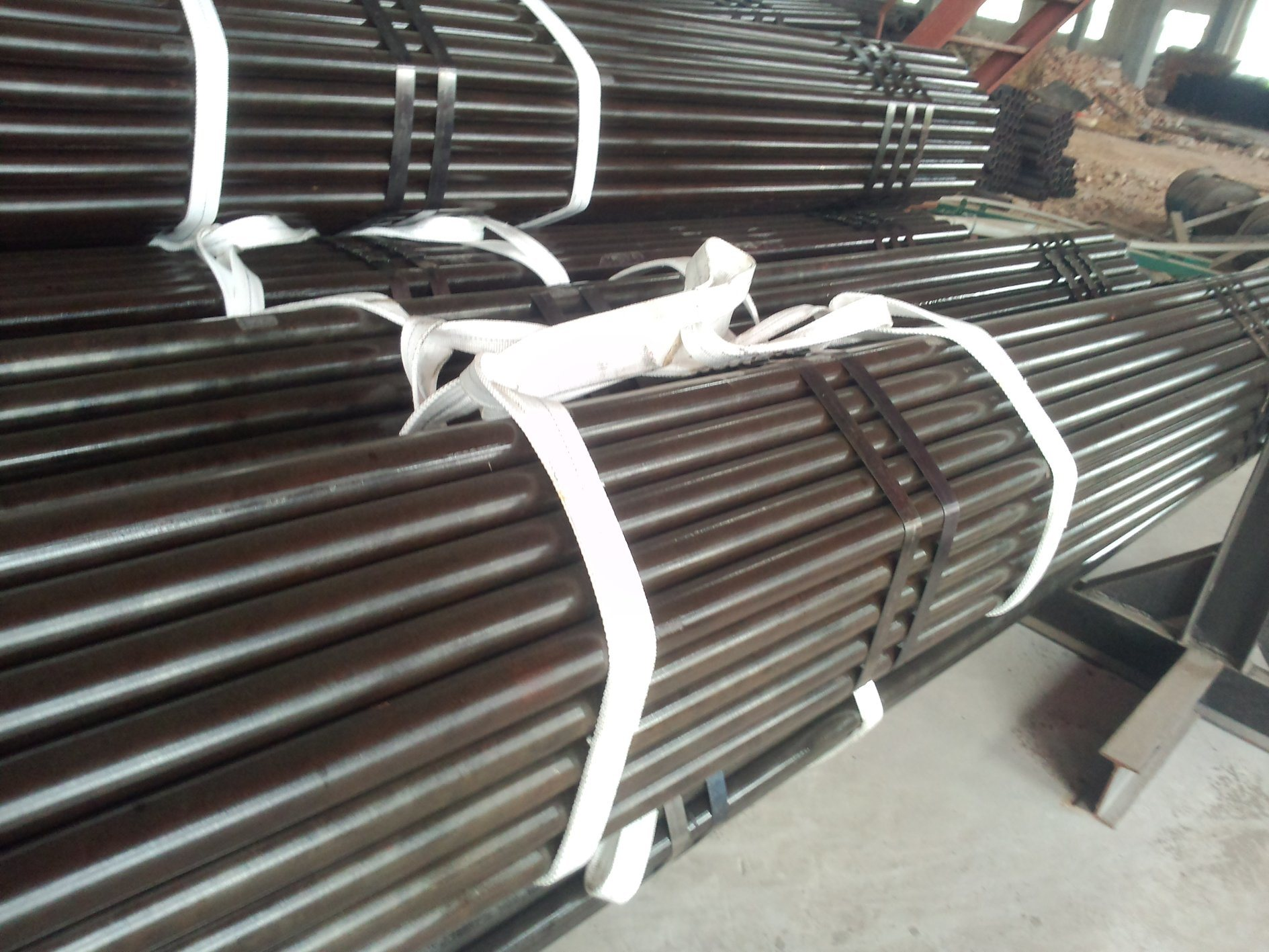 EN10216-2 Seamless Steel Tube for Pressure Purpose