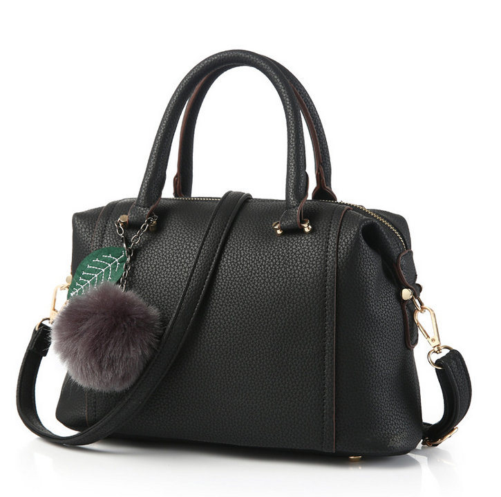 Simple Cheap Soft Leather Ladies Designer Handbags