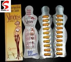 Slimex 15mg Burning Fat Slimming Capsule