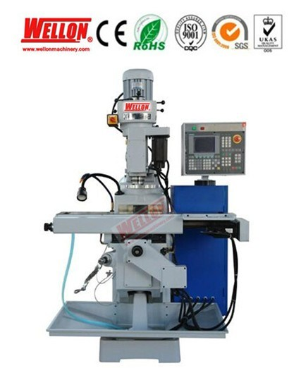 CNC Milling Machine with CE Approved (CNC MILLING XK6323A XK6325 XK6330)