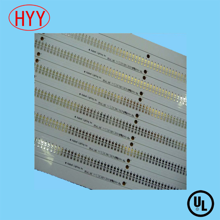 Immersion Gold PCB for LED Lamp