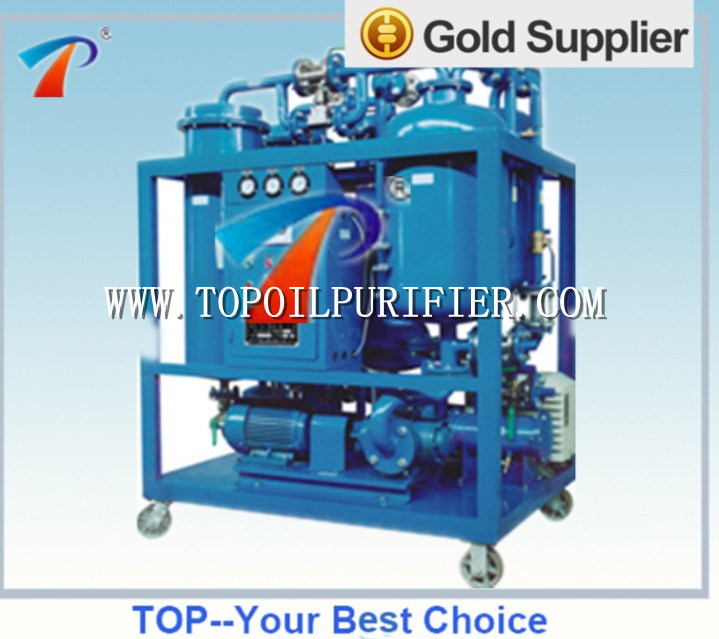 Top Ty Waste Marine Turbine Oil Purifier Machinery and Equipment