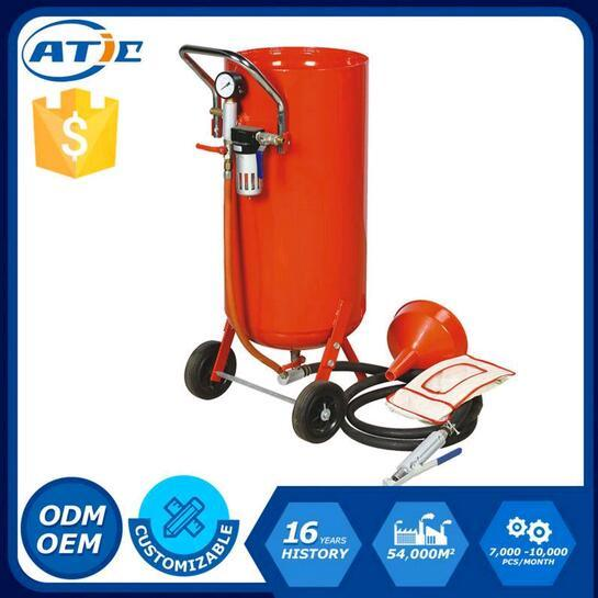 20 Gallon Roll-About Sandblaster