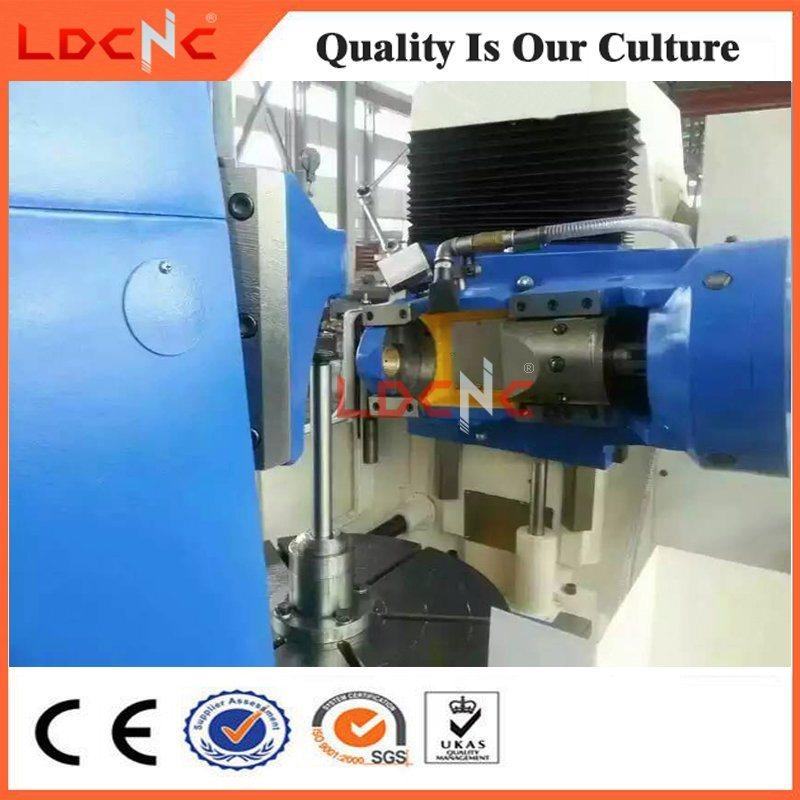 Y31125 Manual Gear Hobbing Machine Manufacturer