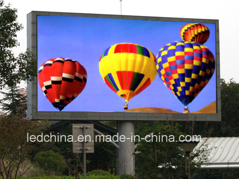 Outdoor High Definition Advertising Board P6 SMD LED Display