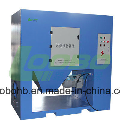 Loobo Manufacture Industrial PTFE Cartridge Filtration Dust Collector, Welding Grinding Fume Extractor, Air Ventilation System
