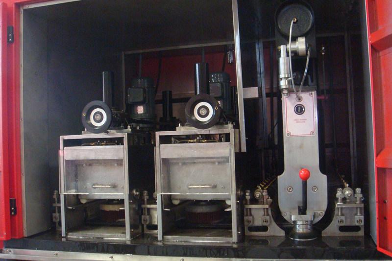 Sheet & Plate Deburring Grinding Machine (SG630-WJS+dB)