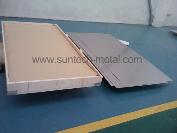 ASTM B265/Asme Sb265 Pure Titanium Plate -Hot Rolled (T001)