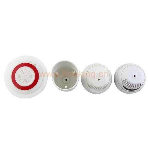 Plastic Molding Caps for Alerters