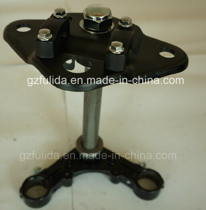 Motorcycle Steering Stem for China Xiaxing (Including The Fork Tee, Fork Upper, Fork Top Bride, Connect Board