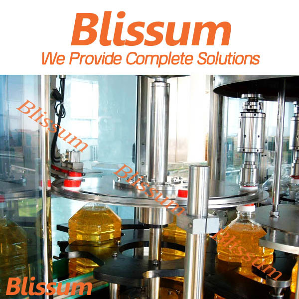 Full Automatic Pet Bottle Cooking Oil Filling Machine