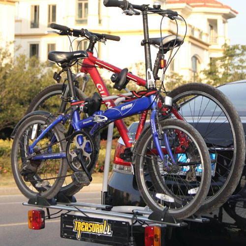 Universal Car Rear Bike Carrier (Bt RF407)