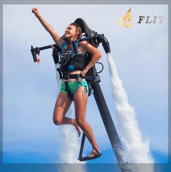 Jetlev Jet Flyer Water Jet Pack on Crazy Price