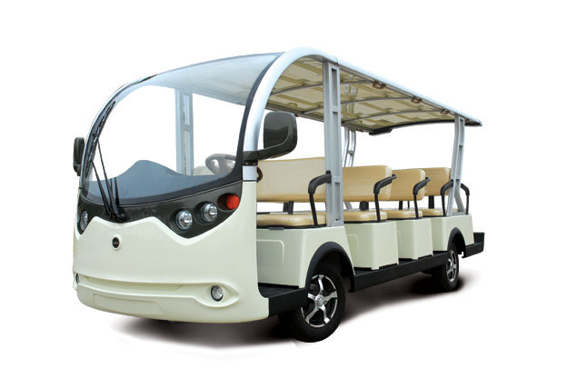 14 Seats Electric Sightseeing Golf Car for Sale (LT-S14)