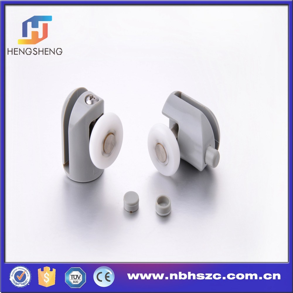 Plastic Single Shower Door Roller
