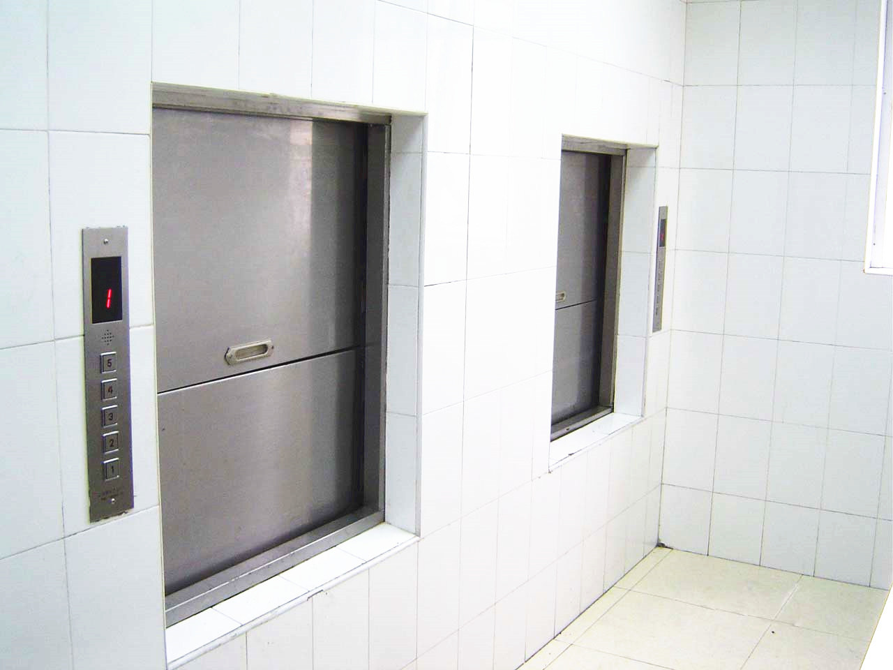 Dumbwaiter Elevator Service Lift with Window Type