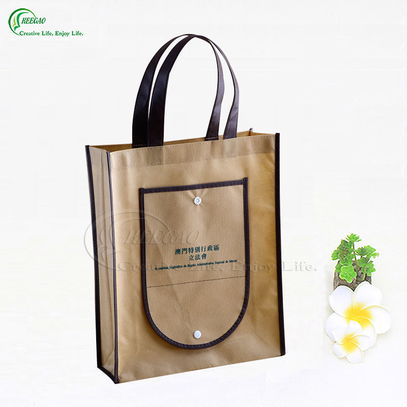 OEM Non Woven Shopping Bag Manufacturer (KG-PN009)