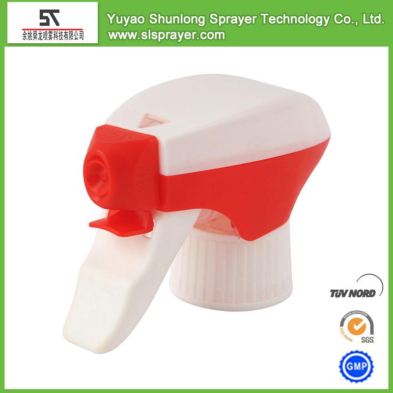 Only Plastic Trigger Sprayer for High Corrosive Liquid