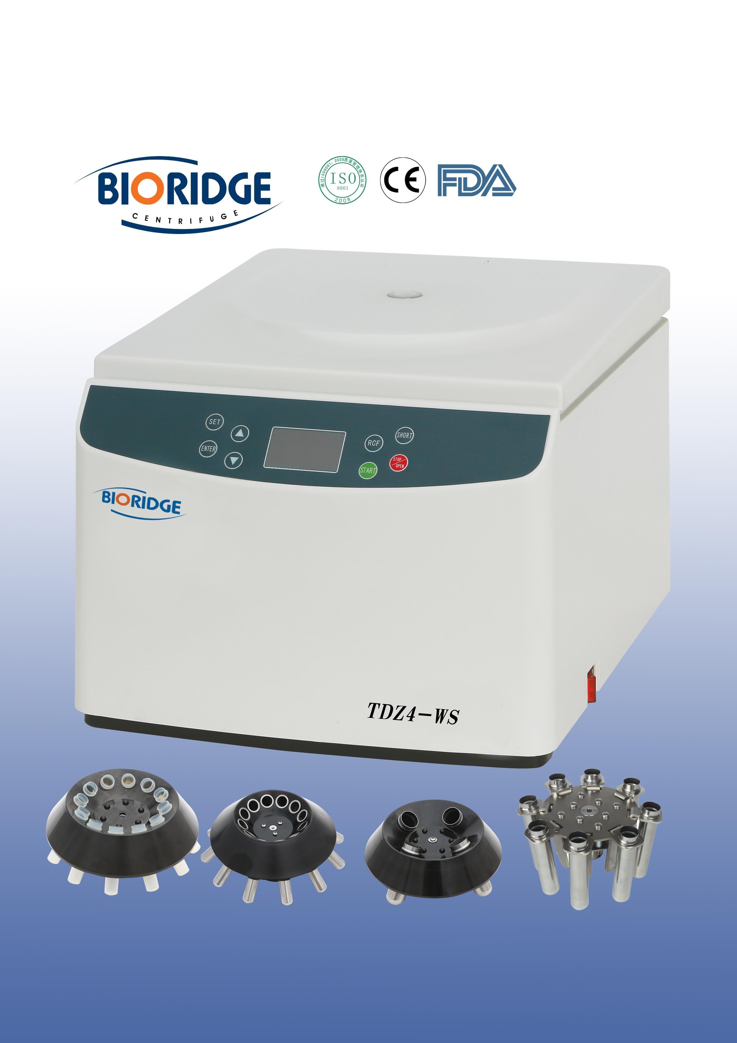 Laboratory Centrifuge (TDZ4-WS)