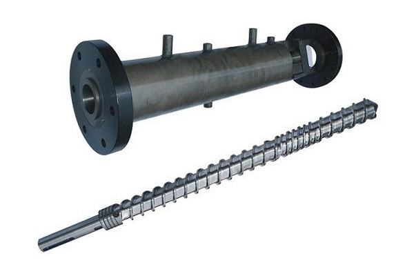 Nitriding Screw Barrel for Rubber Extruder