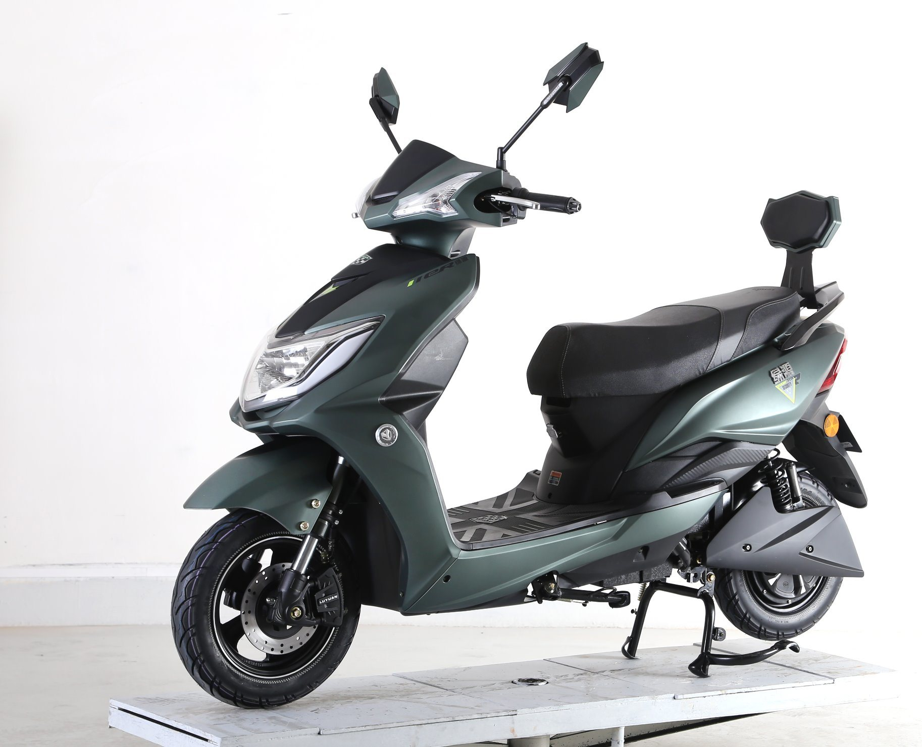 Fashion Style Sporty Electric Motorcycle for City Commutor