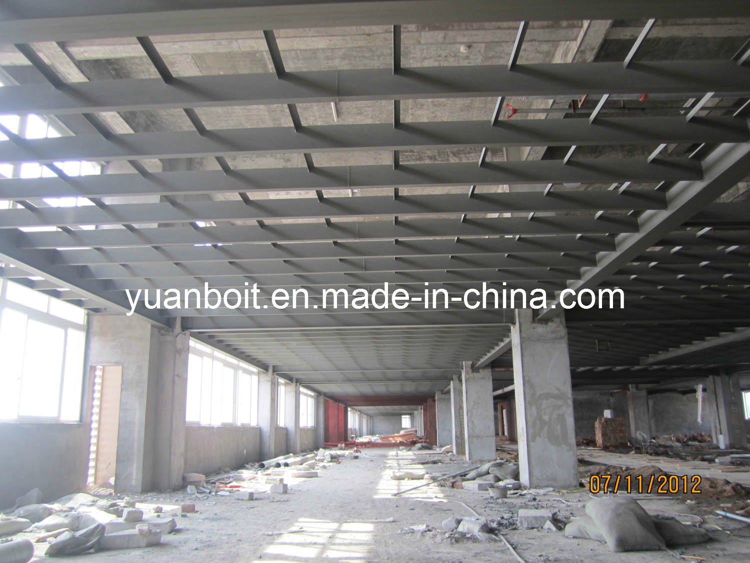 China Steel Mezzanine And Steel Buildings Photos