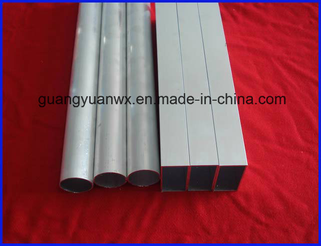 Aluminium Round Tube for Windows and Doors