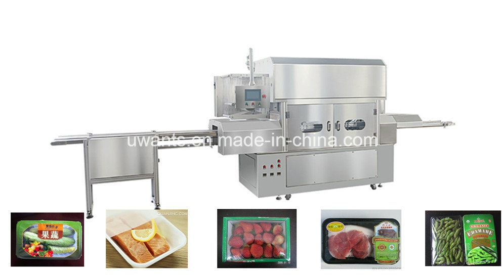 High Technical Food Map Packaging Machine