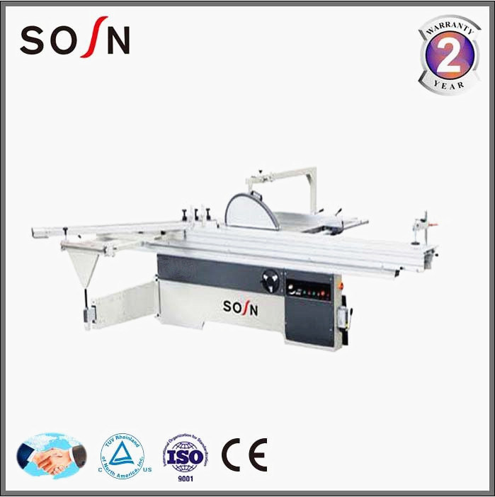 Woodworking Machinery Sliding Table Panel Saw Mj6132ta From Sosn Factory