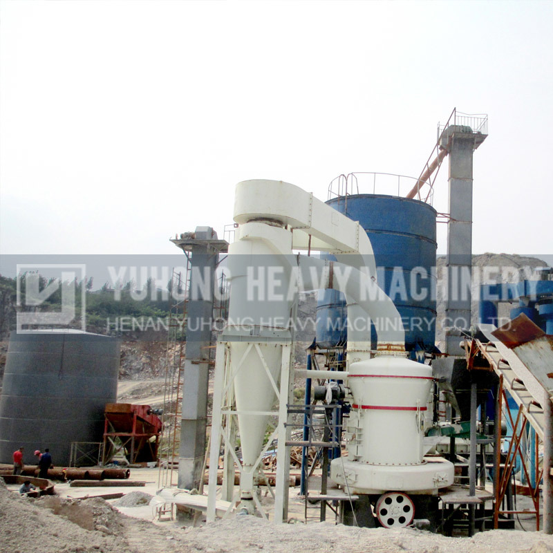2016 Yuhong Big Capacity Mtw Pulverizer for Coal