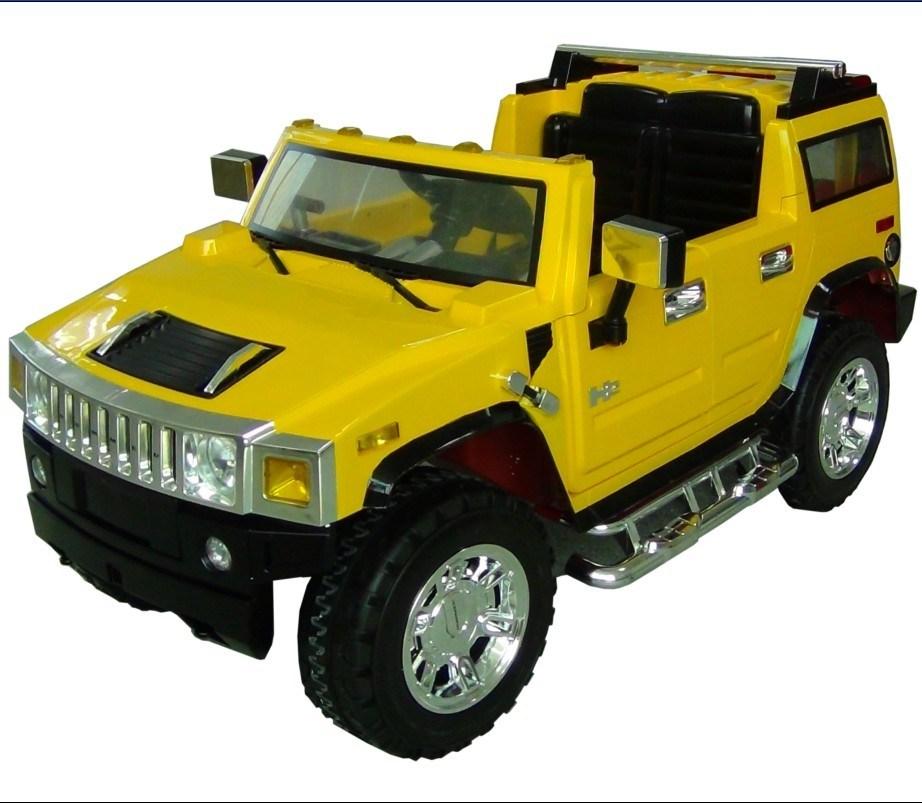 kids 12v licensed ride on car hummer 24g remote control door can open