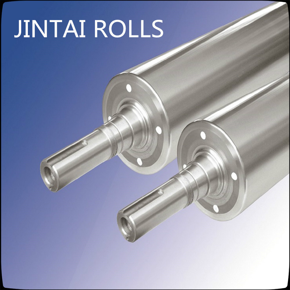 Nickel Chrome Molybdenum Alloy Smashing Roll for Beer Production