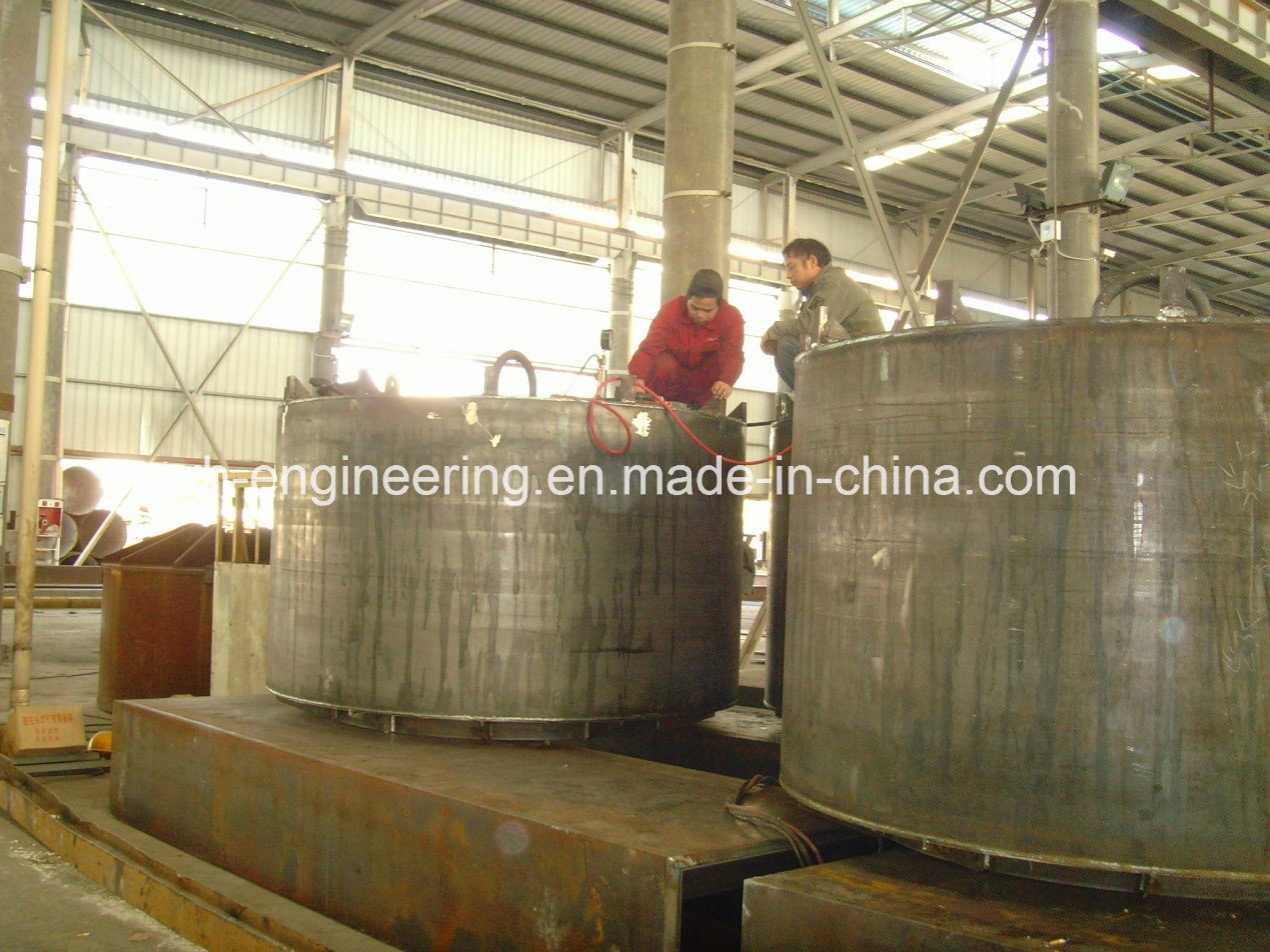 Steel Column for Building