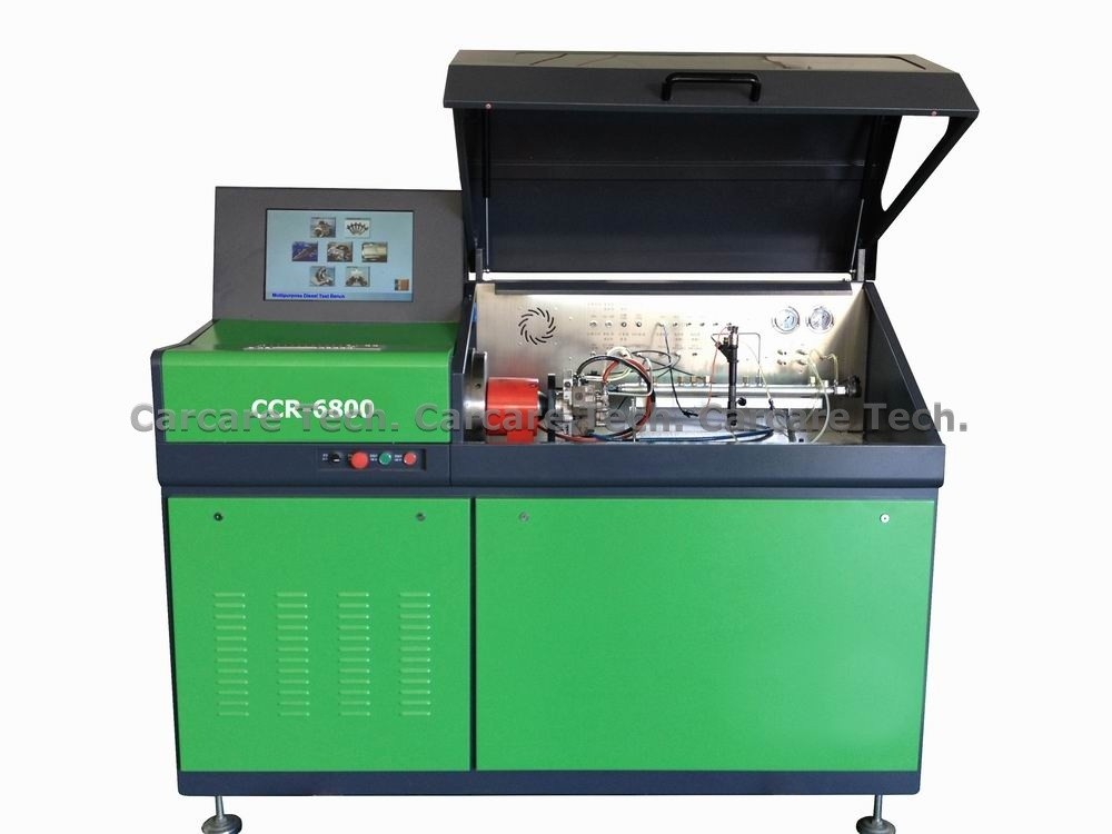 Multipurpose Automatic Diesel Fuel Injection Pump Common Rail Test Bench