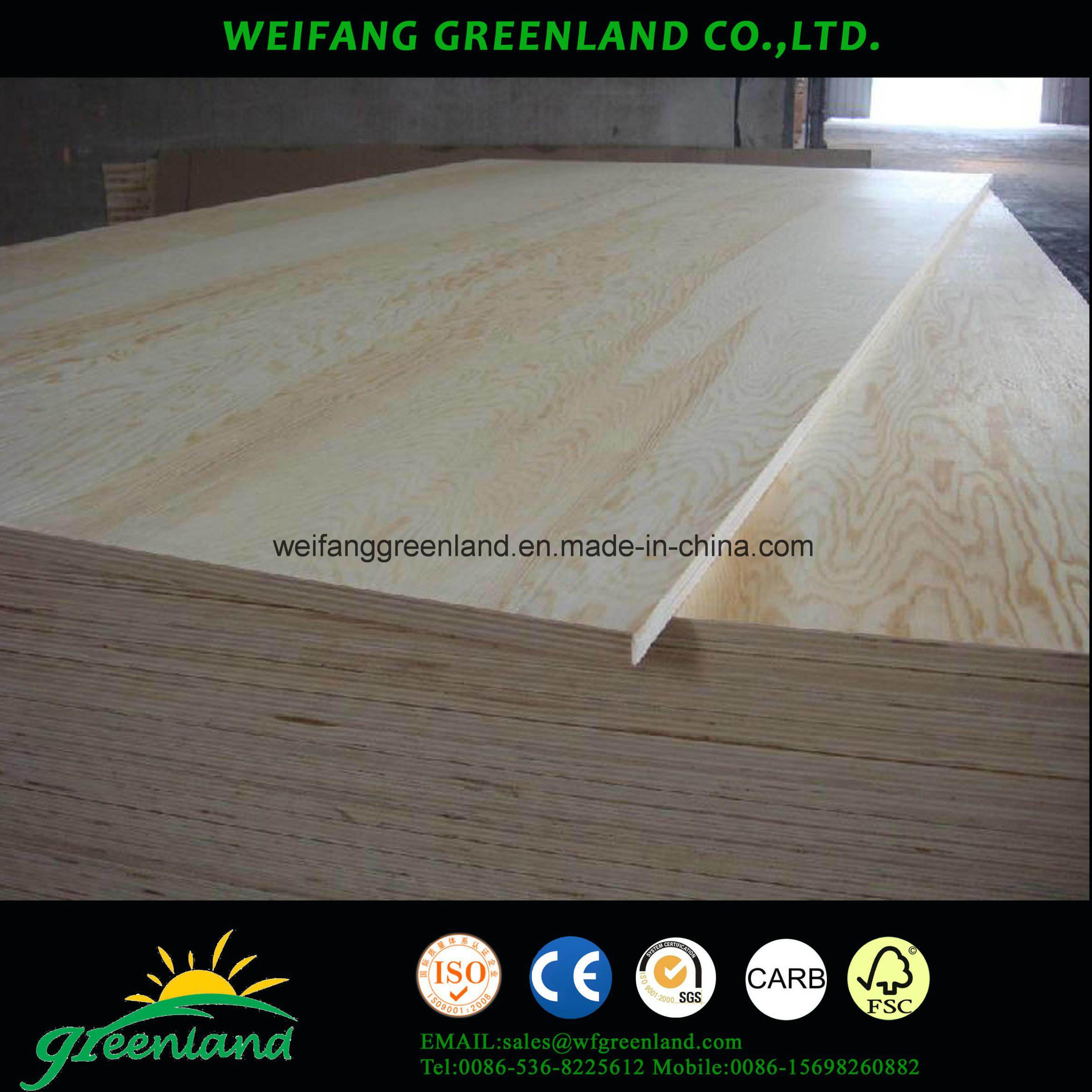 High Quality, Poplar Core Pine Film Plywood