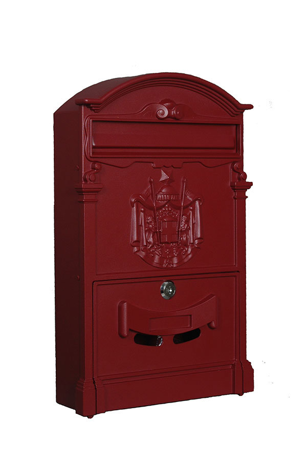 Aluminium Mailbox for Outdoor (GAL-25)