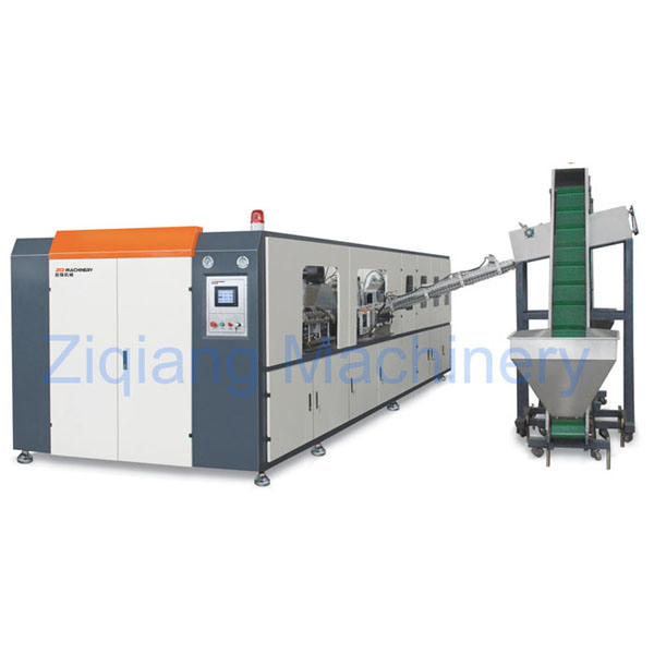 Plastic Drink Bottle Making Machine - High Speed with CE (ZQ-B1500-6)