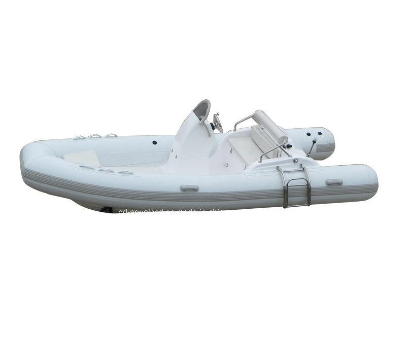 Aqualand 16feet Stylish Rigid Infatable Boat/Rib Boat9rib480c)