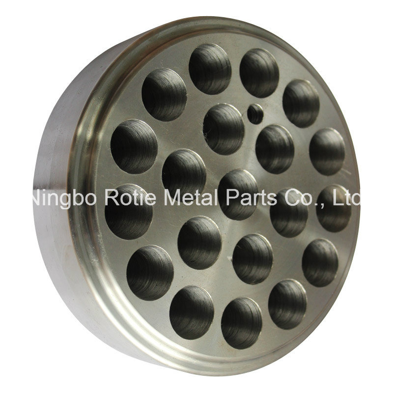 Multi Strand Head Plate for Mining Cable Bolt