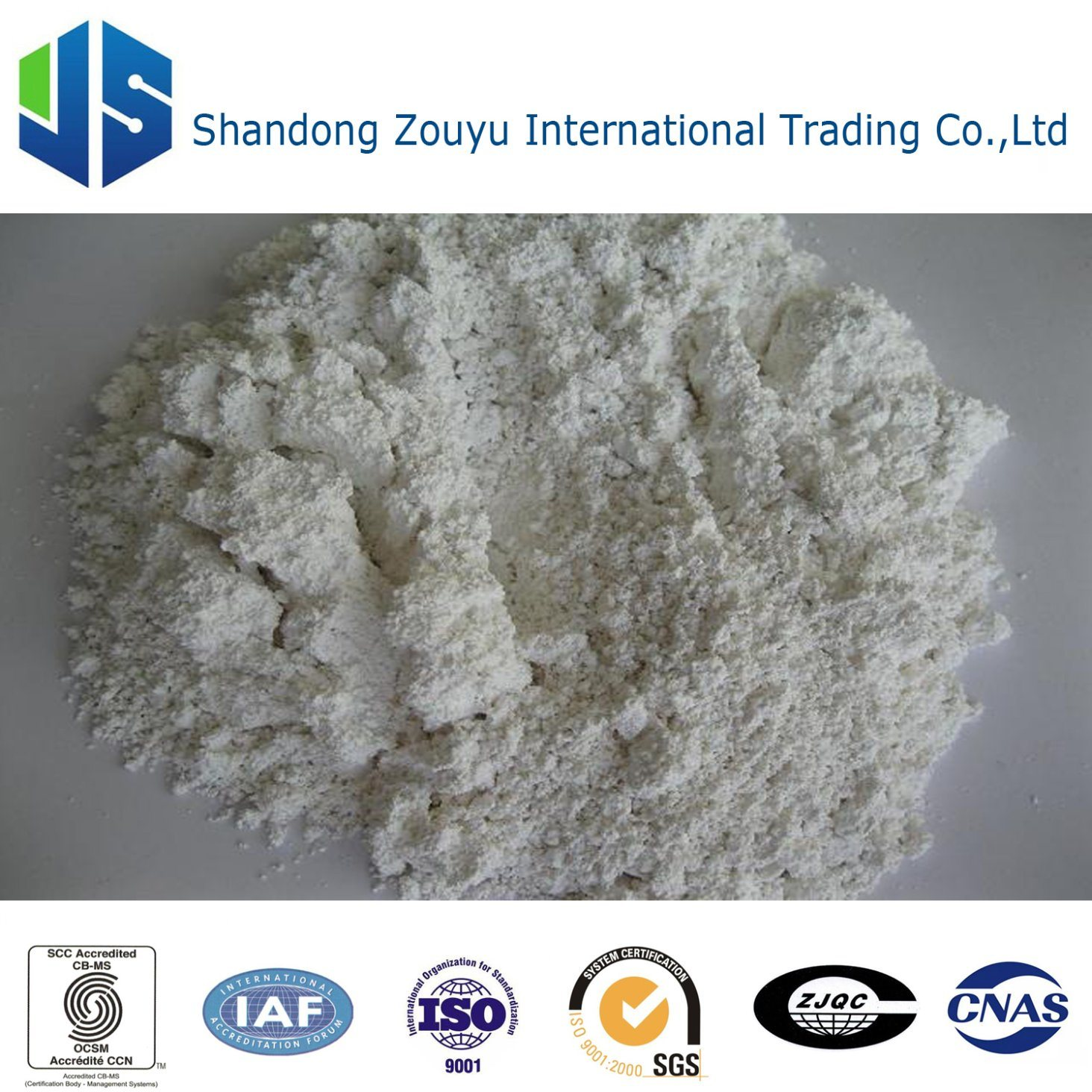 Paper Used Calcined Kaolin