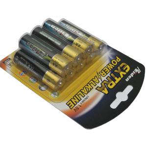 china 1 5 volt battery lr6 aa size 8pk china battery. Black Bedroom Furniture Sets. Home Design Ideas