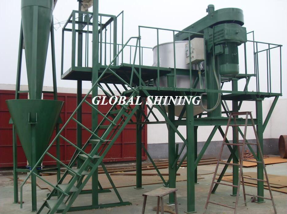 Global Shining Corian Acrylic Solid Surface Making Machine