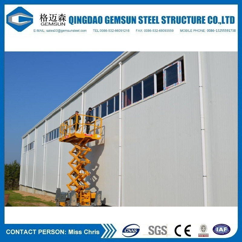 Designed and Installation Structural Steel Building