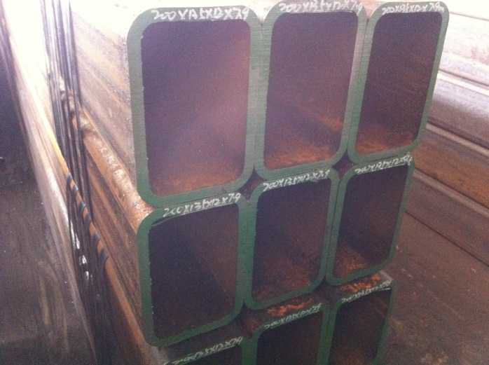 Large Diameter Cold Rolled Square Section Steel