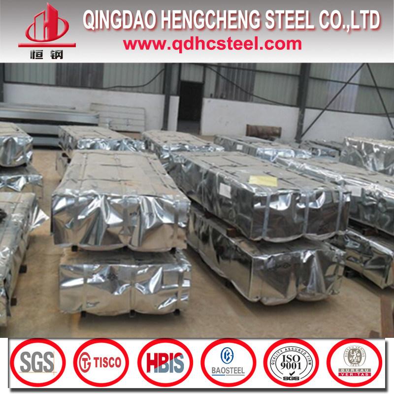 Prepainted Galvanized Coated PPGI Corrugated Steel Roofing Sheet